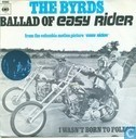 Vinyl records and CDs - Byrds, The - Ballad of Easy Rider