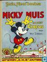 Bucher - Mickey Mouse - Micky Muis in het Circus