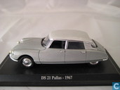 Modelauto's  - Atlas - Citroën DS 21 Pallas