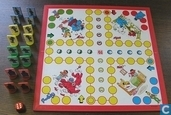 Board games - Mens Erger Je Niet - Mens erger je niet Sesamstraat