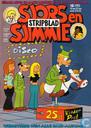 Strips - Sjors en Sjimmie Stripblad (tijdschrift) - Nummer  10