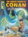 Bandes dessinées - Conan - The Savage Sword of Conan the Barbarian 56