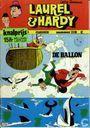 Bandes dessinées - Laurel et Hardy - de ballon