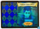 Trading cards - Harry Potter 3) Diagon Alley - Madam Irma Pince
