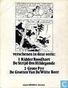 Comic Books - Ridder Roodhart - De strijd om Hildegonde