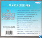 Vinyl records and CDs - Various artists - Marialiedjes