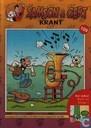 Bandes dessinées - Samson & Gert krant (tijdschrift) - Nummer  109