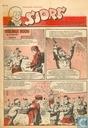Strips - Sjors van de Rebellenclub (tijdschrift) - 1958 nummer  34