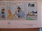 Comics - Tim und Struppi - L'étoile mystérieuse