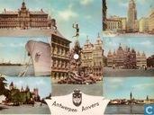 Antwerpen + Anvers