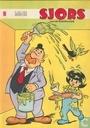 Strips - Sjors van de Rebellenclub (tijdschrift) - 1966 nummer  21