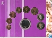 Coins - the Netherlands - Netherlands year set 2004 (Babyset)