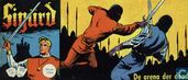 Comic Books - Sigurd - De arena der dood