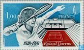 Postzegels - Frankrijk [FRA] - Tennisstadion Roland Garros