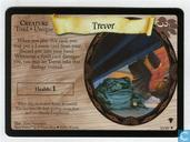 Trading cards - Harry Potter 2) Quidditch Cup - Trevor