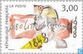 Postage Stamps - France [FRA] - Abolition of Slavery