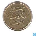 Estland 20 Senti 1996