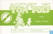 Strips - Bommel en Tom Poes - De geheimzinnige gaper