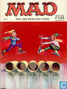 Comic Books - Mad - Vol.1 (magazine) (Dutch) - Nummer  4