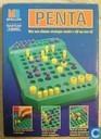 Board games - Penta - Penta  -  Vijf op 'n rij