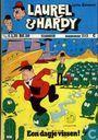 Bandes dessinées - Laurel et Hardy - Een dagje vissen!
