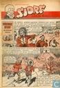 Bandes dessinées - Sjors van de Rebellenclub (tijdschrift) - 1958 nummer  14