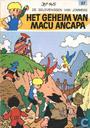 Bandes dessinées - Gil et Jo - Het geheim van Macu Ancapa