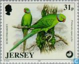 Postage Stamps - Jersey - Nature