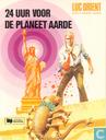 Bandes dessinées - Luc Orient - 24 uur voor planeet Aarde