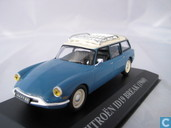 Voitures miniatures - Altaya - Citroën ID 19 Break