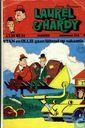 Strips - Laurel en Hardy - Stan en Olie gaan liftend met vakantie