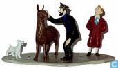 Serie 3: Schellfisch, Tim, Struppi und das Lama (The Temple of the Sun)