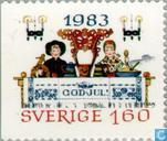 Postage Stamps - Sweden [SWE] - 160 Multicolor