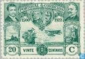 Postage Stamps - Portugal [PRT] - First flight Lisbon Brazil