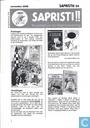 Comic Books - Sapristi!! (tijdschrift) - 54, november 2008