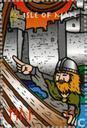 Postage Stamps - Man - Viking ships