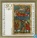 Postzegels - Duitsland, Bondsrepubliek [DEU] - Kerstmis