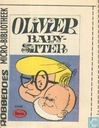 Strips - Mr. Kweeniewa en Geniale Olivier - Olivier baby-sitter