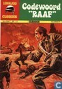 "Comic Books - Commando Classics - Codewoord ""Raaf"""