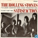 Disques vinyl et CD - Rolling Stones, The - (I can't get no) Satisfaction