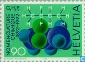 Timbres-poste - Suisse [CHE] - Chimie Conférence 100 années