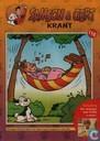 Comic Books - Samson & Gert krant (tijdschrift) - Nummer  116