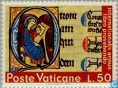 Postage Stamps - Vatican City - Int. Year of the Book