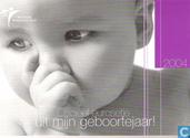 Netherlands year set 2004 (Babyset)