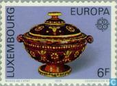 Timbres-poste - Luxembourg - Europe – Artisanat