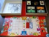 Jeux de société - Postzegel Verzamelspel - PTT Post Filatelie - Postzegel Verzamelspel