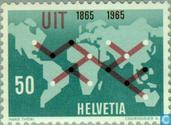 Postage Stamps - Switzerland [CHE] - 100 years of ITU
