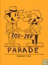 Strips - Zoz en Zef - Zoz en Zef parade