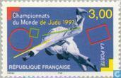 Championnats du monde de judo à Paris