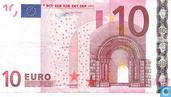 Eurozone 10 Euro Z-T-Du